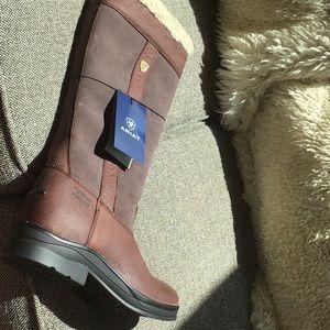 Ariat Windermere Fur H2O Tall Boots